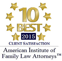 10 Best Family Law 2015 - American Institute of Family Law Attorneys